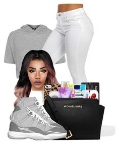 """""""coolgrey11s♡♡♡"""" by ballislife ❤ liked on Polyvore featuring Topshop"""
