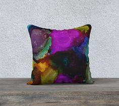 Contempo II - Pillow Cover, Square, 18x18