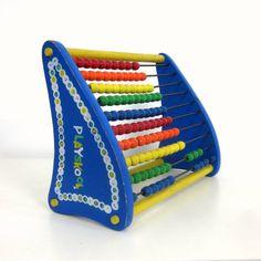 Vintage Playskool Abacus0