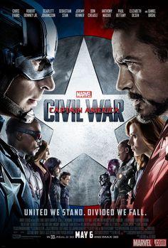 Review of Captain America: Civil War | Germ Magazine