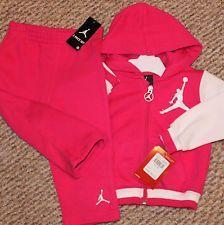 Jordan outfits for girls