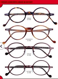 5de45b4d4d6 LaFont Reedition- Orsay Concerto Grant and Gatsby www.winkeyecare.com  Parisian Style
