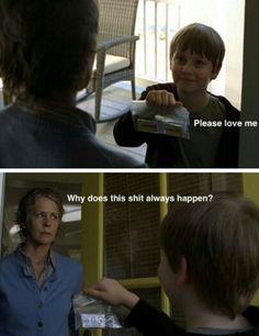 Carol and Sam