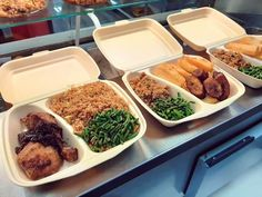 Soul Food Restaurant, Restaurant Plan, Restaurant Recipes, No Bake Cake, Street Food, Tasty, Lunch, Snacks, Baking