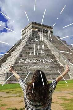 Everything You Need to Know about Chichen Itza on JetsetterJenn (dot) com! #travel #mexicotravel