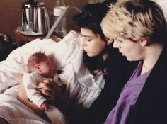This picture is fantastic!:) Nick Rhodes and family