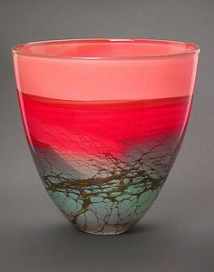 """Canyon Series Bowl"" by Steven Main"