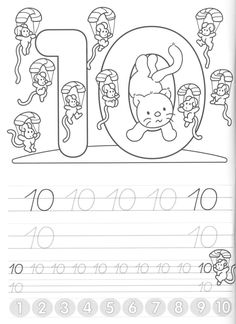 Activities To Get Your Preschooler Started On Numbers 15 Number Learning Activities For Kids Math and Measurements Worksheets For Kids Finding Different Activities – Worksheets Preschool Pre K Activities, Preschool Learning Activities, Alphabet Activities, Preschool Worksheets, Classroom Activities, Teaching Kids, Learning Numbers, Writing Numbers, Kindergarten Gifts