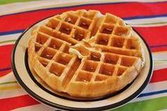 Belgian Waffles Recipe on Yummly
