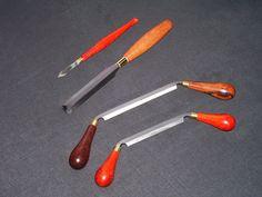 Custom tool set by Wilco Flier Tool Set, Carving, Woodworking, Tableware, Dinnerware, Wood Carvings, Tablewares, Sculpting, Joinery