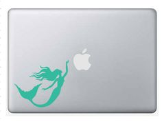 Mermaid Decal/Sticker - custom, magic, vinyl, outdoor vinyl, car decal, computer decal, permanent, be a mermaid, mermaid magic, mermaid gift by WizardatNight on Etsy