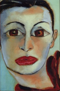 Favorite coffee table book. Life is Paradise-The Portraits of Francesco Clemente