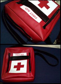 Game Left 4 Dead L4D First Aid Messenger Bag Cross Body Shoulder Bag Gifts