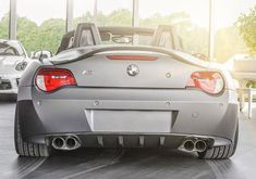 Carlex BMW M Body Kit and Interior Upgrades: Carlex Design revealed recently a new body kit and a set of interior upgrades for the BMW M. The new Carlex Bmw Z4 M, Bmw V8, Bmw Z4 Roadster, Bmw Convertible, Mercedes Benz G Class, Nissan 370z, Car Show, 2020 Future, Future Car