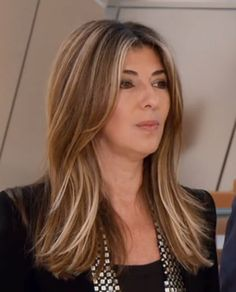 Nina Garcia Hair