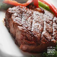 La salute di tuo figlio passa anche da quello che mangi: durante la gravidanza aggiungi carne rossa alla tua alimentazione. Prova l' #IrishBeef! #LetItBeef