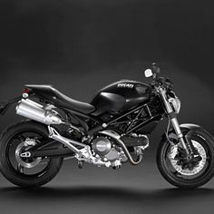 Ducati Monster 696.  Best Ducati starter bike.
