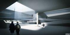 Architectural rendering Competition Project facebook.com/virusarchitecture