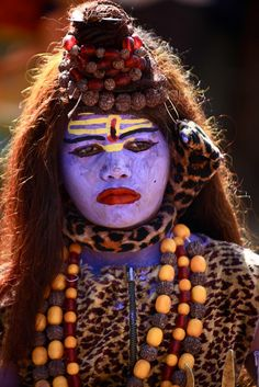 t-a-h-i-t-i: Représentation de Shiva, Pushkar,...