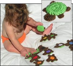 wow this is a perfect idea for little ones!