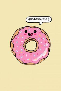 Poster - Donut                                                                                                                                                                                 Mais