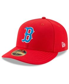 new product b84d6 20f8b Boston Red Sox Little League Classic Low Profile 59FIFTY Fitted Cap