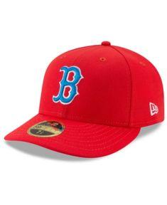 on sale 307e6 04a48 New Era Boston Red Sox Little League Classic Low Profile 59FIFTY Fitted Cap    Reviews - Sports Fan Shop By Lids - Men - Macy s