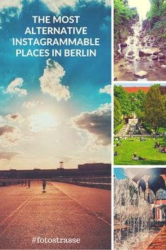 Fotostrasse's list for the most (alternative) Instagrammable places to take photos in Berlin Travel Route, Europe Travel Guide, France Travel, Germany Travel, Travel Guides, Travel Destinations, European Vacation, European Travel, Euro Travel