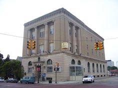 Masonic Temple, 755 South Saginaw Street, Flint, Michigan.