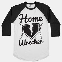 Baseball Home wrecker