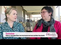"""Xtraordinary Women Helderberg Chapter interviews Sarah Arnot about her talk """"Leadership and Self"""". Interviewed by Helderberg Chapter Leader Erika Kruger from."""