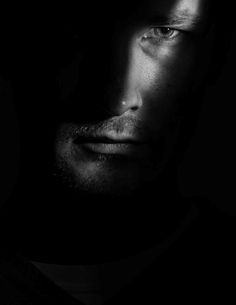 The Beauty in the Beast or Embracing the Dark Masculine… Male Photography, People Photography, Black And White Portraits, Black And White Photography, Photo Projects, Male Face, Light And Shadow, Light In The Dark, Photo Art