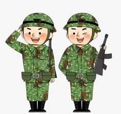 Cartoon troops ppt soldier illustration PNG and Clipart Tank Drawing, Army Girlfriend, Illustrations, Troops, Chibi, Vector Free, Images, Clip Art, Cartoon
