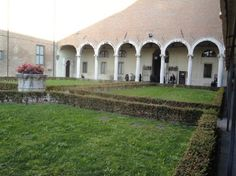 **Palazzo dei Diamanti (art gallery) - Ferrara