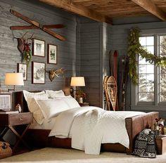 DREAMHOUSE: ski lodge style