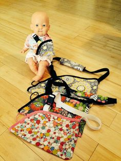 DIY Arm Sling Cast Cover Sewing Pattern Three Sizes Kids &