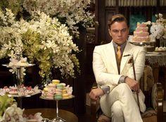 Leo Di Caprio, The Great Gatsby cupcakes