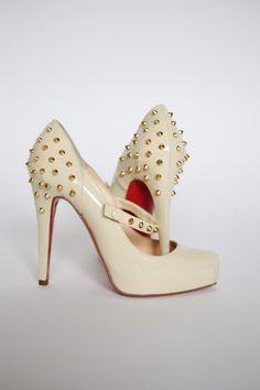 CHRISTIAN LOUBOUTIN HEELS @Michelle Flynn Flynn Flynn Coleman-HERS,  Go To www.likegossip.com to get more Gossip News!