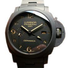 Panerai Luminor GMT Ceramica PAM438 Full Black