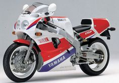 1989 Yamaha FZR750R OW01- pure sports? Pure s*x