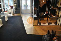 Microcrete Eureka Shoes Store