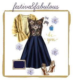 """""""Untitled #279"""" by queenchelleisboomkoo on Polyvore featuring Chi Chi, Valentino, Giuseppe Zanotti, Les Georgettes, Anna Hu, Universal Lighting and Decor, Thierry Mugler, women's clothing, women and female"""