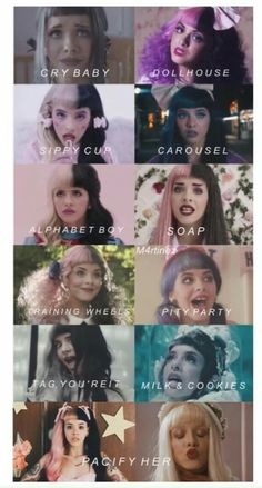 cry baby and melanie martinez Bild