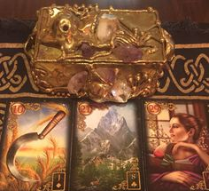 November 10th:  Lenormand Universal Day Spread:  Day:  10: Scythe Day + Month:  10 + 11 = 21: Mountain Day + Month + Year:  10 + 11 + 8 (2+0+1+5) = 29: Woman Scythe:  Jack of Diamonds:  Earth Mountain: Eight of Clubs:  Air Woman:  Ace of Spades:  Fire Scythe:  Negative Mountain:  Negative Woman: Neutral Message: Today in the cards I see you taking quick action (scythe) in a situation of immediate challenges (mountain), which results in confusion with a female figure (woman). Go to…