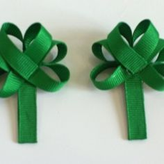 shamrock clips @Kathryn Williams