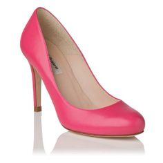 Stila Leather Court | Court Shoes | Shoes | L.K.Bennett, London