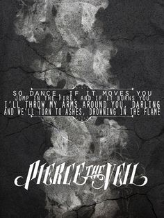 Props & Mayhem - Pierce The Veil. This song has really grown on me in the last month.