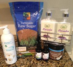 DIY Spa Day using products from Whole Foods Market
