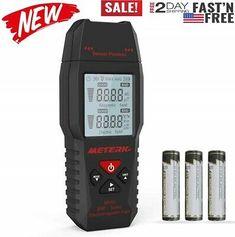 7 EMF Meters, Electromagnetic Radiation Detector ideas