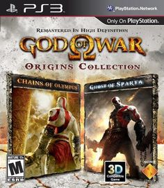 God of War Origins Collection - Playstation 3